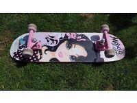 Girls Moxie Girl Skateboad