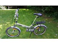 GIANT HALF WAY G6 Folding Bike like Dahon or Tern