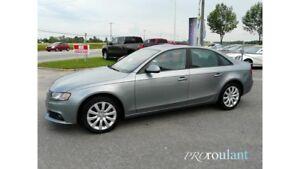 2011 Audi A4 2,0T**AWD,TOIT,CUIR**65$/SEMAINE