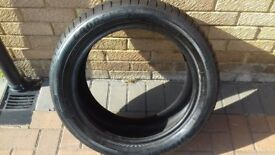 Goodyear efficient grip 215/50/17 tyre