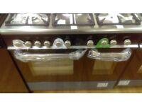 KENWOOD CK405 Dual Fuel GAS RANGE COOKER 90cm