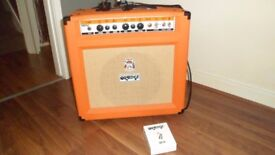 ORANGE TH30 AMP