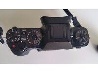 Fujifilm XT-1 Black