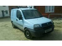 2004 Fiat Dablo 1.9d Van