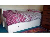 HEMNES day bed (IKEA)