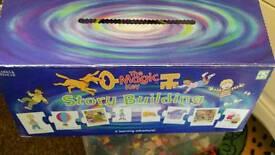 Magic key story maker fun learning