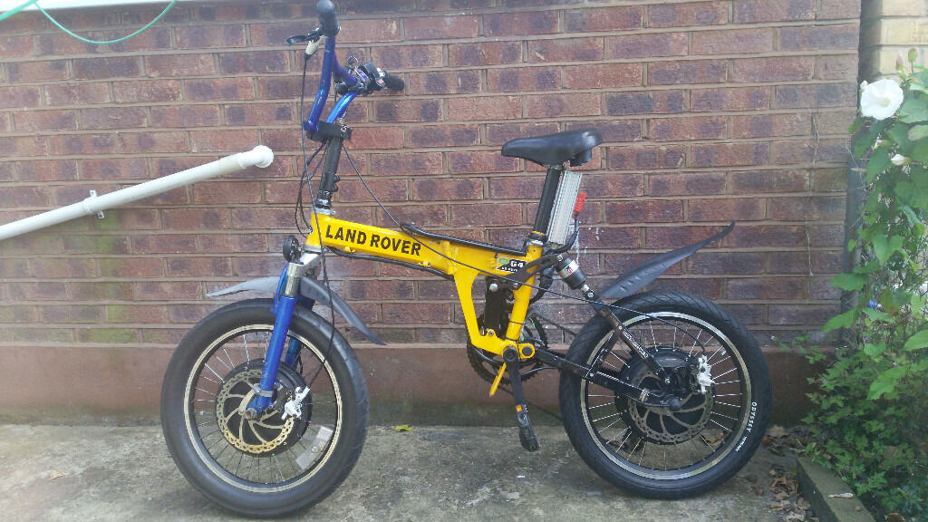 Wheels Up Cost Per Hour >> 5KW electric bike / bicycle / powerful e-bike 2WD, 72 volts | in Ilford, London | Gumtree