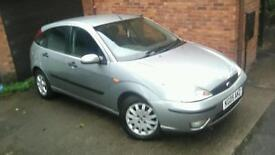 Ford focus 1.6 zetec very reliable 500 if sold today