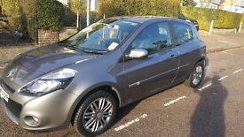 Renault clio 1.2 tomtom tce