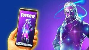 Fortnite Note 9 Skin