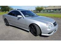 Mercedes CL500 V8 Low miles cheapest in this condition!! Must go!!
