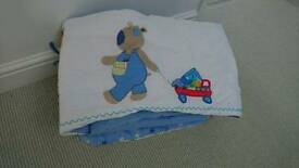 Next cot bed set