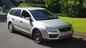 2007 FORD FOCUS ESTATE 1.8 TDCI LX 12 MONTH MOT 1 PREVIOUS OWNER
