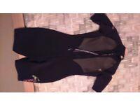 Womens oneill wetsuit