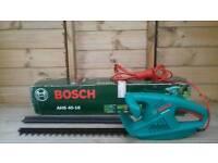 Bosch 45-16 hedgecutter