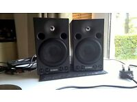 Yamaha MSP3 Audio Monitors