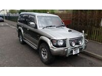 Mitsubishi Pajero 2.8 may swap