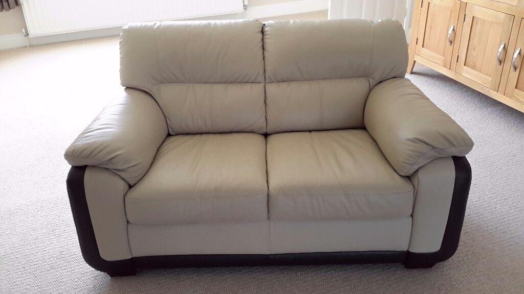 Sofa - Leather 2 Seater
