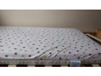 Spring Cot Bed Mattress 140cm × 70 cm