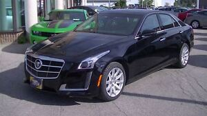 2014 Cadillac CTS 4 LUXURY AWD, NAVIGATION, LEATHER, SUNROOF