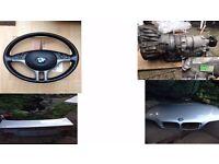 BMW 330 Diesel, E46 2002 car parts for sale