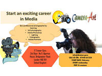 Get Trained in Media and Become a media professional