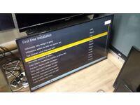 "Panasonic 48"" Ultra HD 4K Freeview HD Smart 3D LED TV £250"
