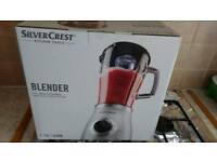 Brand new SilverCrest sealed quality blender 550W