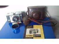 Vintage Ilford Sportsman 35mm Camera