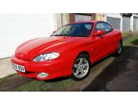 Hyundai Coupe SE - Extremely low mileage! In good condition