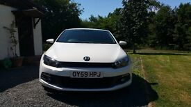 VW Scirocco 2.0l TSI DSG - (Excellent Condition) Low Millage