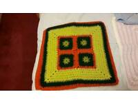CROCHET CUSION COVERS (various patterns)