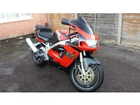 gsxr 750 wx low miles ex condition FSH RUNS PERFECTLY