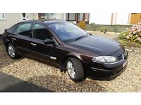 56 reg Renault laguna initiale automatic f.s.history immaculate condition