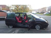 fiat Ulysse dynamic 2005 JTD 2.0 turbo diesel 7 seater swap px offers call 07587663461 for more info