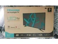 """Hisense led TV 32"""""""
