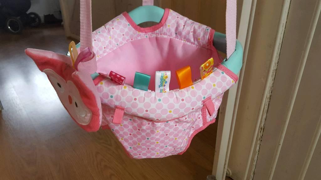 e2b37f08bad2 Baby Swing   door bouncer.