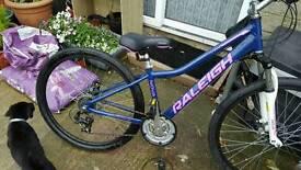 Brand new Ladies Raleigh Nova bike