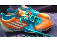 adidas football boots small size 7