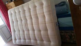 double mattress silent night