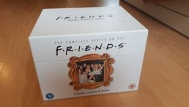 FRIENDS complete series on DVD: Extended, Exclusive & Unseen