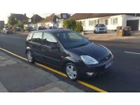 FORD FIESTA 2005/05 ZTEC CLIMATE 1.2 ENGINE 5 DOOR
