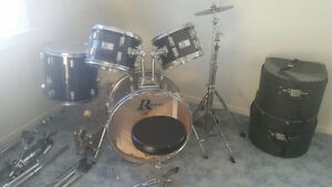 Rogers  R360 Vintage 7 pc. Drum Set