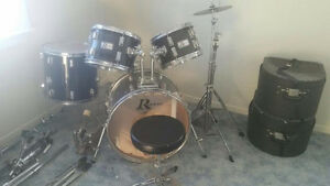 Rogers  R360 Vintage 7 pc. Drum Set