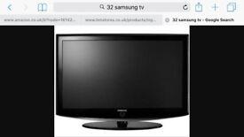 "32""samsung tv"