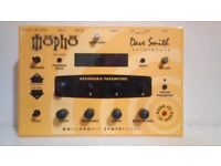 Dave Smith - Mopho analogue synth