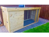 8ft x 4ft Pathway Dog Kennel and Run 🐕 Cattery🐈