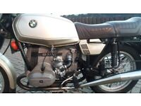 Wanted BMW Motorbike Classic, non runner R60 R75 R80 R90 R100