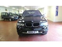 2006 / 06 BMW 3.0 SPORT AUTO FULL BLACK LEATHER, LOVELY CAR