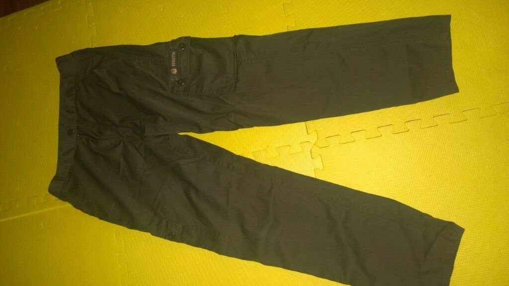 Hunting/stalking dog Walking Beretta trousers.